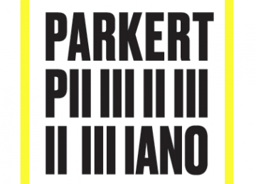 Parkert piano